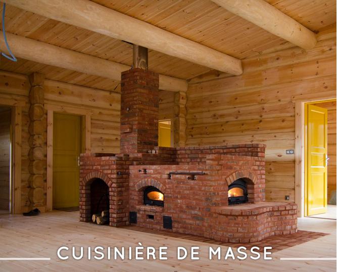 cuisinière de masse feudebois.com